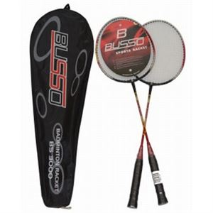Resim  Badminton Raket Set Busso BS-3000